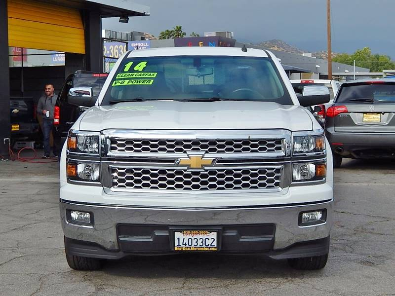2014 Chevrolet Silverado 1500 for sale at BEST DEAL MOTORS INC. CARS AND TRUCKS FOR SALE in North Hollywood , Los Angeles CA