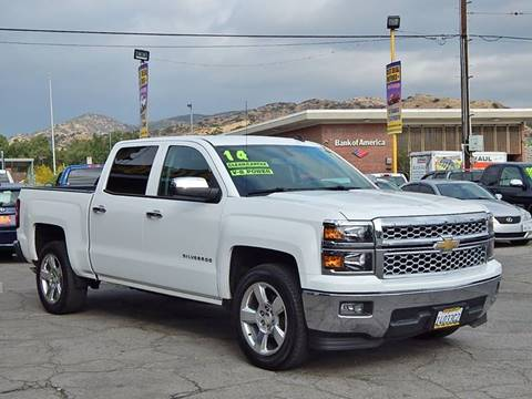 2014 Chevrolet Silverado 1500 for sale at BEST DEAL MOTORS INC. CARS AND TRUCKS FOR SALE in Sun Valley, CA