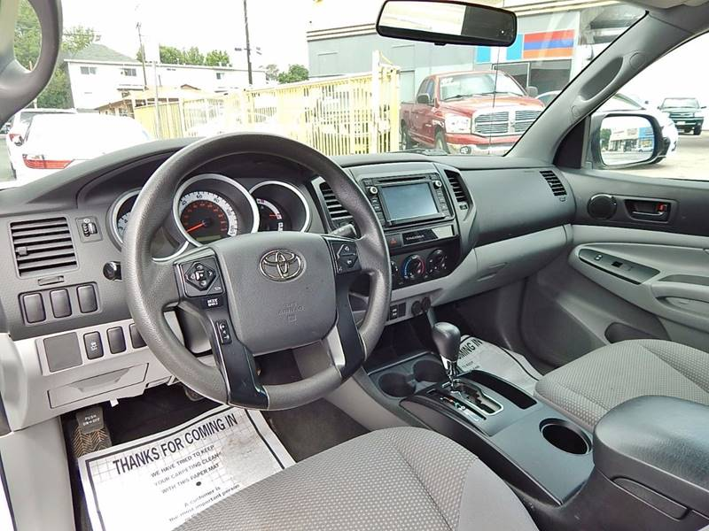 2015 Toyota Tacoma for sale at BEST DEAL MOTORS INC. CARS AND TRUCKS FOR SALE in North Hollywood , Los Angeles CA
