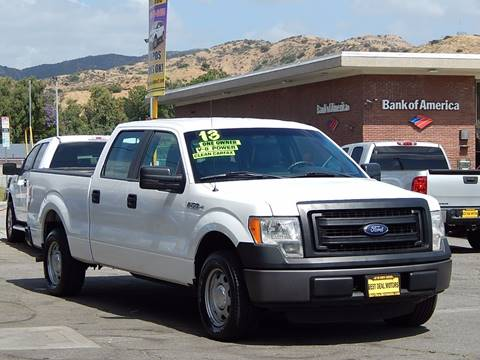 2013 Ford F-150 for sale at BEST DEAL MOTORS INC. CARS AND TRUCKS FOR SALE in North Hollywood , Los Angeles CA