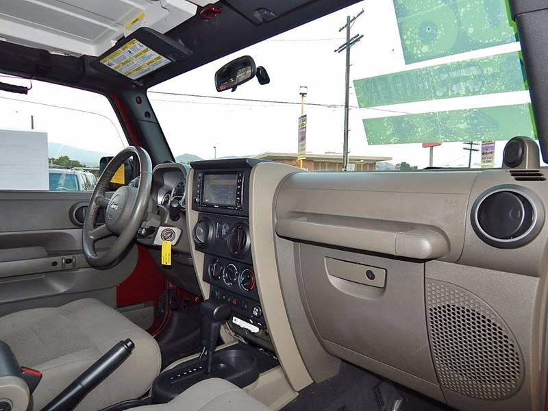 2008 Jeep Wrangler for sale at BEST DEAL MOTORS INC. CARS AND TRUCKS FOR SALE in Sun Valley, CA