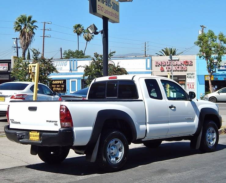 2014 Toyota Tacoma for sale at BEST DEAL MOTORS INC. CARS AND TRUCKS FOR SALE in North Hollywood , Los Angeles CA