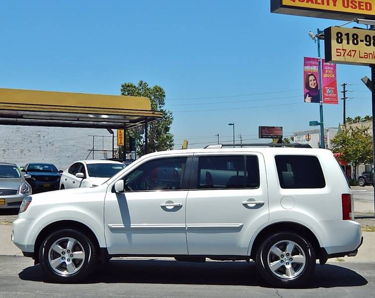 2010 Honda Pilot for sale at BEST DEAL MOTORS INC. CARS AND TRUCKS FOR SALE in North Hollywood , Los Angeles CA