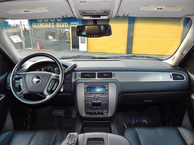 2010 Chevrolet Suburban for sale at BEST DEAL MOTORS INC. CARS AND TRUCKS FOR SALE in North Hollywood , Los Angeles CA