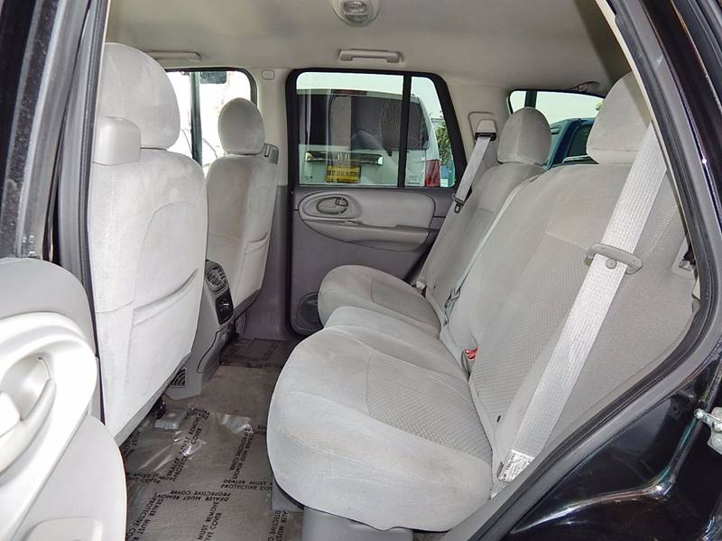 2009 Chevrolet TrailBlazer for sale at BEST DEAL MOTORS INC. CARS AND TRUCKS FOR SALE in North Hollywood , Los Angeles CA