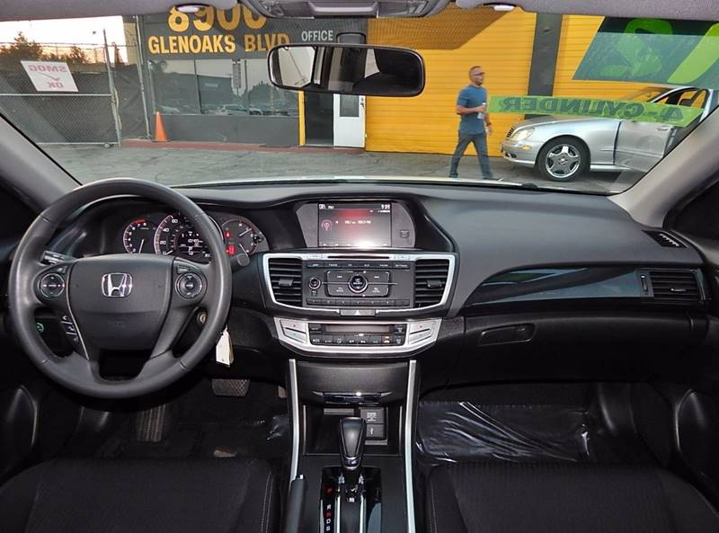 2014 Honda Accord for sale at BEST DEAL MOTORS INC. CARS AND TRUCKS FOR SALE in North Hollywood , Los Angeles CA