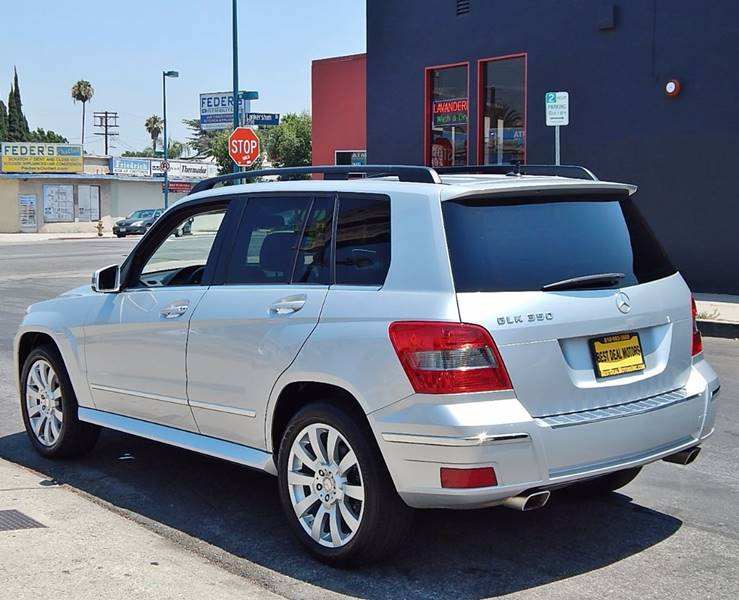 2010 Mercedes-Benz GLK for sale at BEST DEAL MOTORS INC. CARS AND TRUCKS FOR SALE in North Hollywood , Los Angeles CA