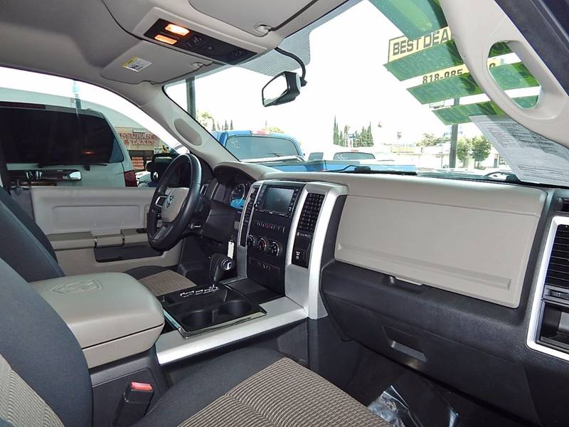 2011 RAM Ram Pickup 1500 for sale at BEST DEAL MOTORS INC. CARS AND TRUCKS FOR SALE in North Hollywood , Los Angeles CA