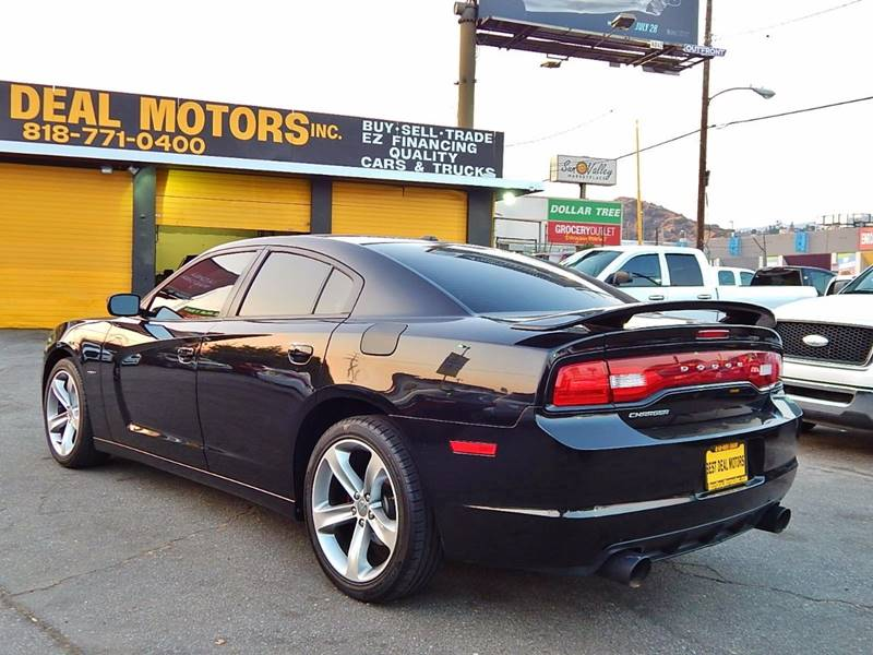 2011 Dodge Charger for sale at BEST DEAL MOTORS INC. CARS AND TRUCKS FOR SALE in North Hollywood , Los Angeles CA