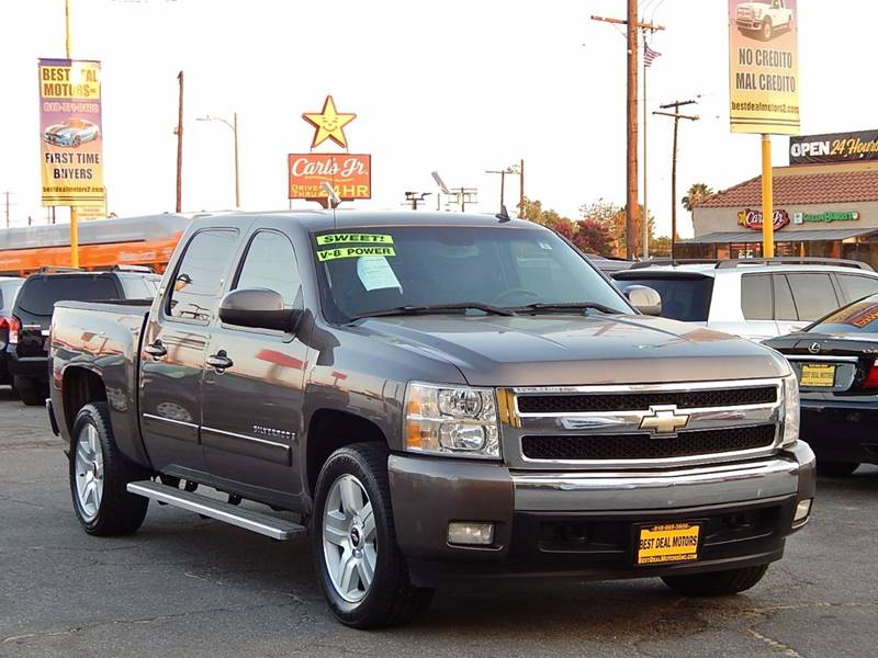 2008 Chevrolet Silverado 1500 for sale at BEST DEAL MOTORS INC. CARS AND TRUCKS FOR SALE in North Hollywood , Los Angeles CA