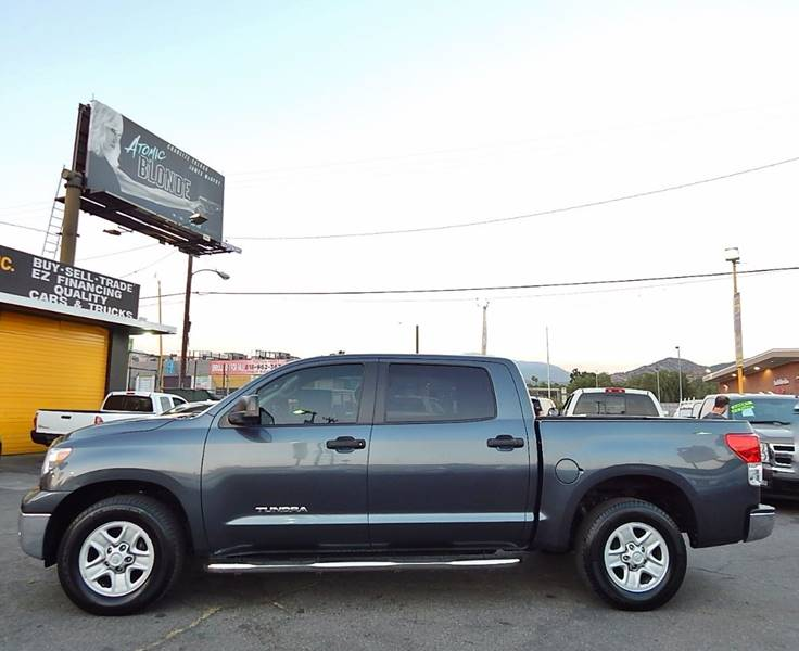 2010 Toyota Tundra for sale at BEST DEAL MOTORS INC. CARS AND TRUCKS FOR SALE in North Hollywood , Los Angeles CA