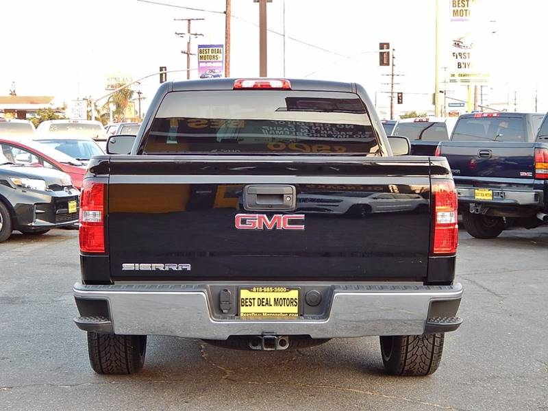 2016 GMC Sierra 1500 for sale at BEST DEAL MOTORS INC. CARS AND TRUCKS FOR SALE in North Hollywood , Los Angeles CA