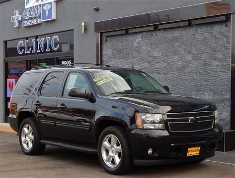 2010 Chevrolet Tahoe for sale at BEST DEAL MOTORS INC. CARS AND TRUCKS FOR SALE in Sun Valley, CA