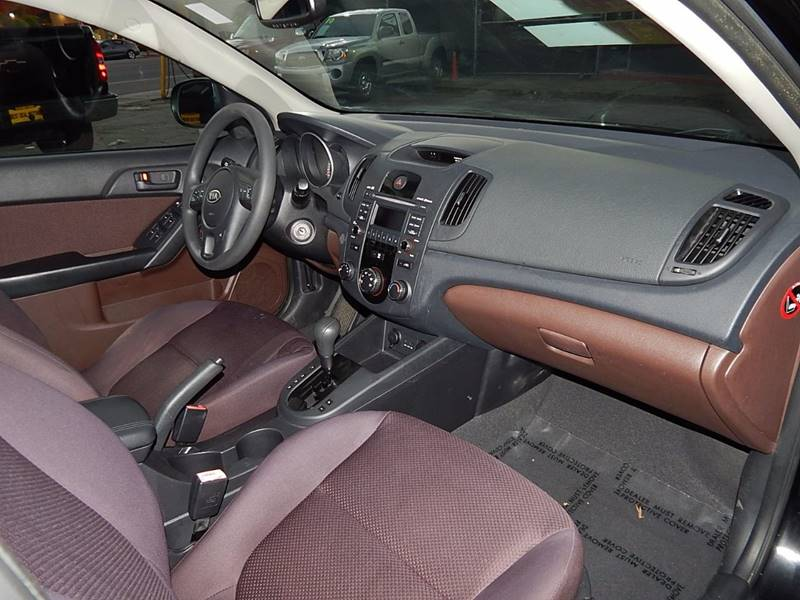 2010 Kia Forte for sale at BEST DEAL MOTORS INC. CARS AND TRUCKS FOR SALE in Sun Valley, CA