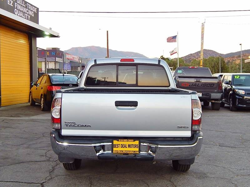 2010 Toyota Tacoma for sale at BEST DEAL MOTORS INC. CARS AND TRUCKS FOR SALE in Sun Valley, CA
