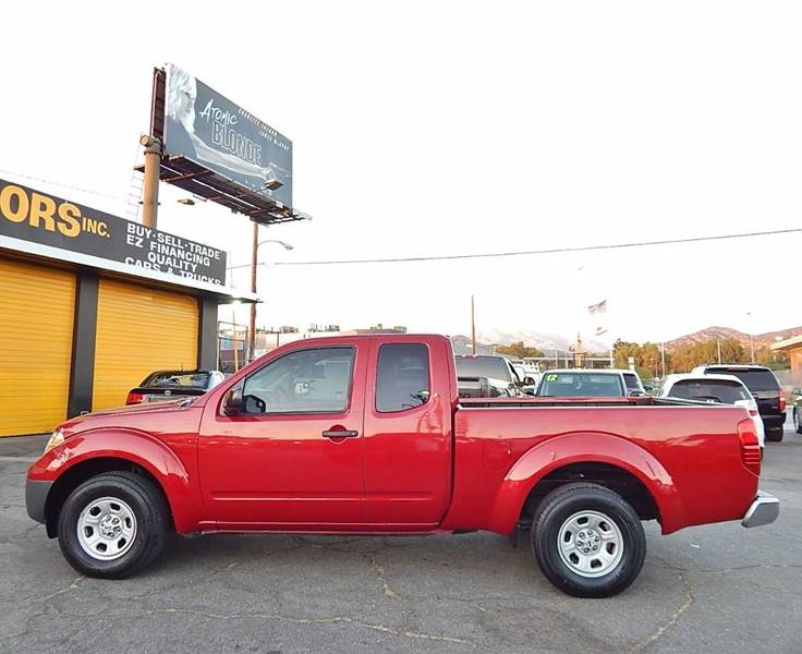 2011 Nissan Frontier for sale at BEST DEAL MOTORS INC. CARS AND TRUCKS FOR SALE in Sun Valley, CA