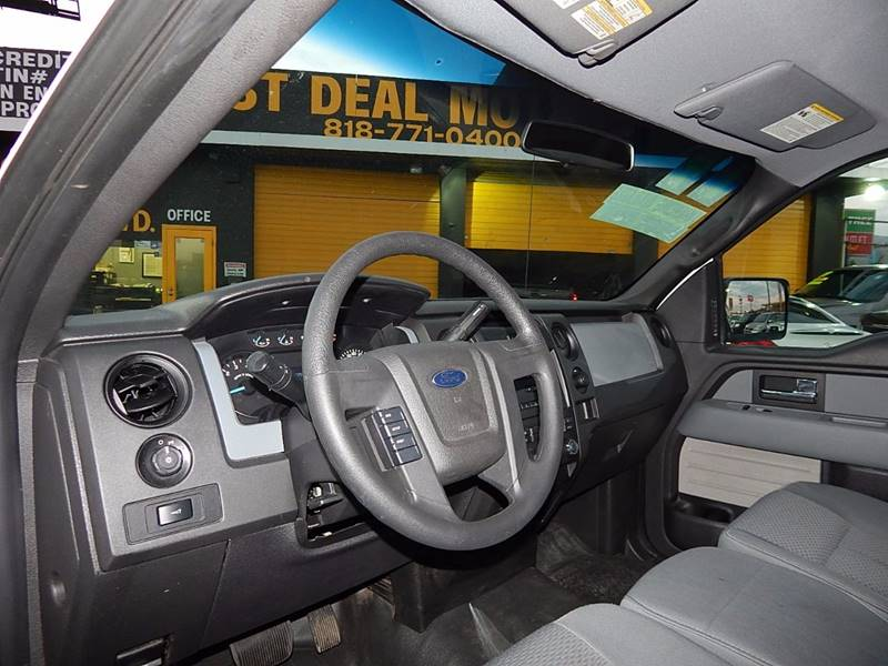 2014 Ford F-150 for sale at BEST DEAL MOTORS INC. CARS AND TRUCKS FOR SALE in Sun Valley, CA