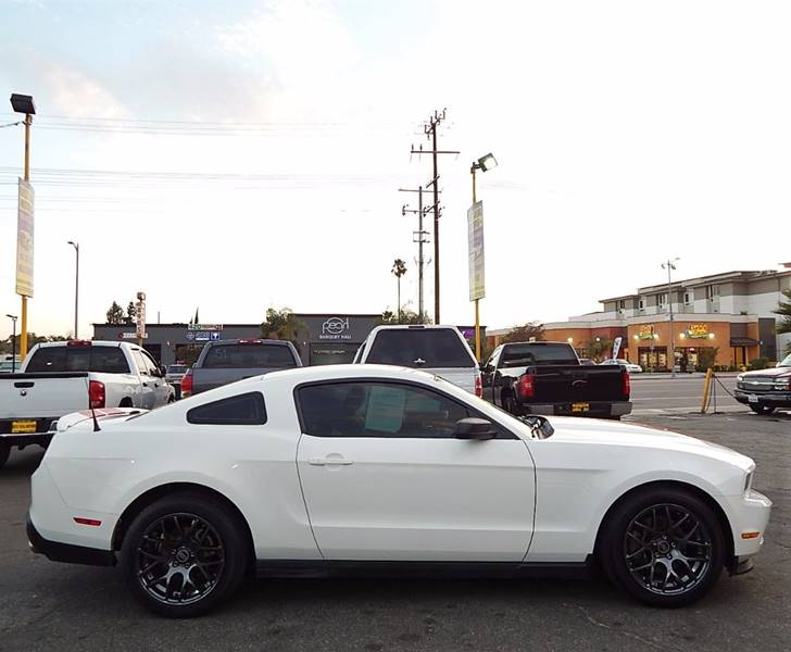 2011 Ford Mustang for sale at BEST DEAL MOTORS INC. CARS AND TRUCKS FOR SALE in Sun Valley, CA