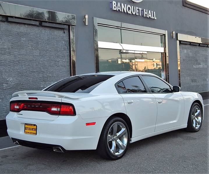 2013 Dodge Charger for sale at BEST DEAL MOTORS INC. CARS AND TRUCKS FOR SALE in Sun Valley, CA