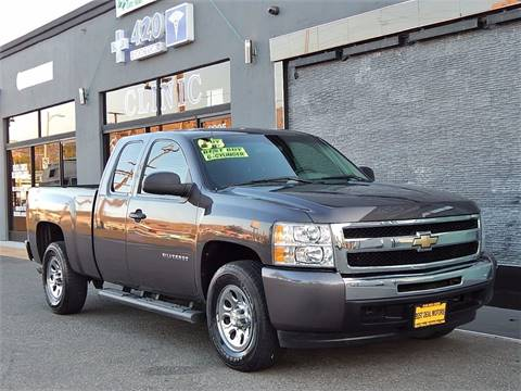 2011 Chevrolet Silverado 1500 for sale at BEST DEAL MOTORS INC. CARS AND TRUCKS FOR SALE in Sun Valley, CA
