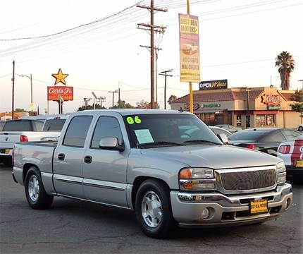 2006 GMC Sierra 1500 for sale at BEST DEAL MOTORS INC. CARS AND TRUCKS FOR SALE in Sun Valley, CA