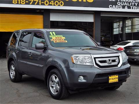 2011 Honda Pilot for sale at BEST DEAL MOTORS INC. CARS AND TRUCKS FOR SALE in Sun Valley, CA