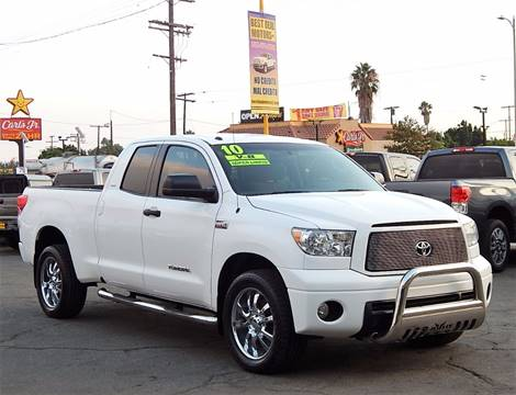 2010 Toyota Tundra for sale at BEST DEAL MOTORS INC. CARS AND TRUCKS FOR SALE in Sun Valley, CA