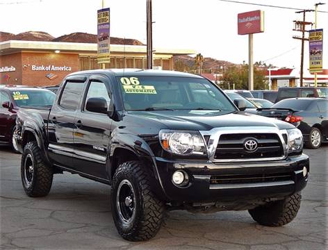 2006 Toyota Tacoma for sale at BEST DEAL MOTORS INC. CARS AND TRUCKS FOR SALE in Sun Valley, CA