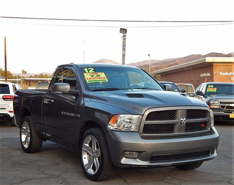 2012 RAM Ram Pickup 1500 for sale at BEST DEAL MOTORS INC. CARS AND TRUCKS FOR SALE in Sun Valley, CA