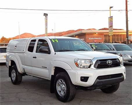 2013 Toyota Tacoma for sale at BEST DEAL MOTORS INC. CARS AND TRUCKS FOR SALE in Sun Valley, CA