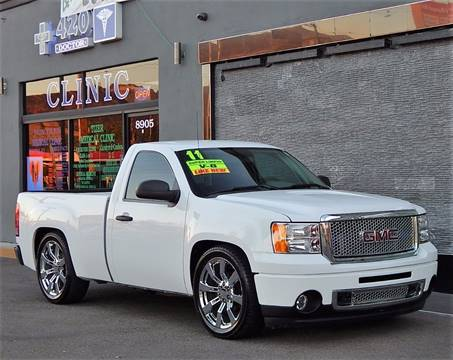 2011 GMC Sierra 1500 for sale at BEST DEAL MOTORS INC. CARS AND TRUCKS FOR SALE in Sun Valley, CA