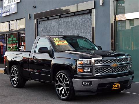 2015 Chevrolet Silverado 1500 for sale at BEST DEAL MOTORS INC. CARS AND TRUCKS FOR SALE in Sun Valley, CA