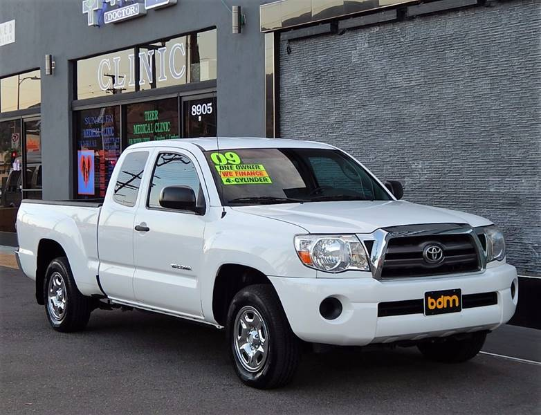 2009 Toyota Tacoma for sale at BEST DEAL MOTORS INC. CARS AND TRUCKS FOR SALE in Sun Valley, CA