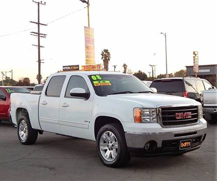 2008 GMC Sierra 1500 for sale at BEST DEAL MOTORS INC. CARS AND TRUCKS FOR SALE in Sun Valley, CA