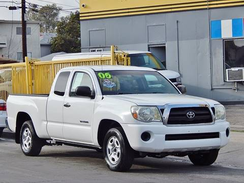 2005 Toyota Tacoma for sale in North Hollywood, CA