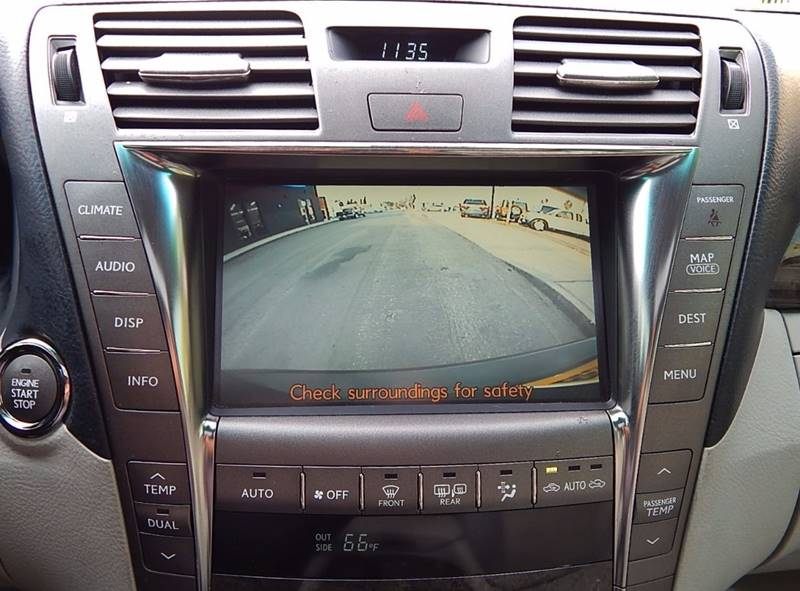 2007 Lexus LS 460 for sale at BEST DEAL MOTORS INC. CARS AND TRUCKS FOR SALE in North Hollywood , Los Angeles CA