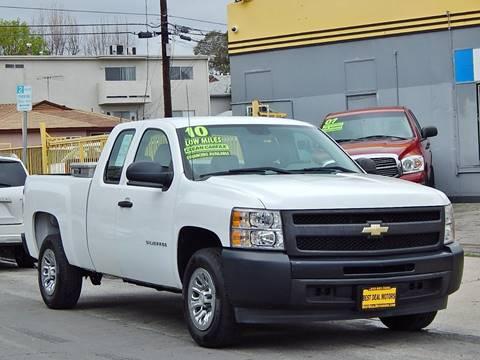 2010 Chevrolet Silverado 1500 for sale in North Hollywood, CA