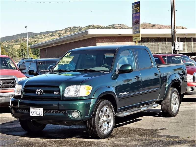 2004 Toyota Tundra for sale at BEST DEAL MOTORS INC. CARS AND TRUCKS FOR SALE in North Hollywood , Los Angeles CA
