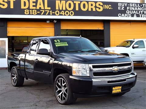 2009 Chevrolet Silverado 1500 for sale at BEST DEAL MOTORS INC. CARS AND TRUCKS FOR SALE in North Hollywood , Los Angeles CA