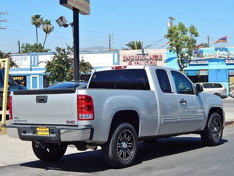 2011 GMC Sierra 1500 for sale at BEST DEAL MOTORS INC. CARS AND TRUCKS FOR SALE in North Hollywood , Los Angeles CA