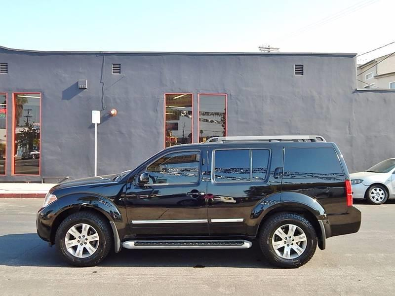 2011 Nissan Pathfinder for sale at BEST DEAL MOTORS INC. CARS AND TRUCKS FOR SALE in North Hollywood , Los Angeles CA