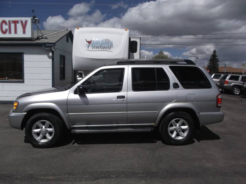 2003 Nissan Pathfinder for sale at Quality Auto City Inc. in Laramie WY