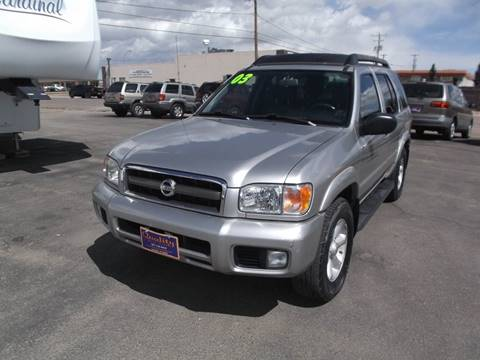 2003 Nissan Pathfinder for sale in Laramie, WY