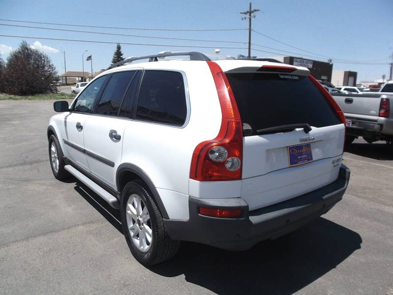 2004 Volvo XC90 for sale at Quality Auto City Inc. in Laramie WY