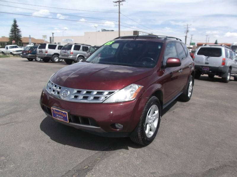 2005 Nissan Murano for sale at Quality Auto City Inc. in Laramie WY