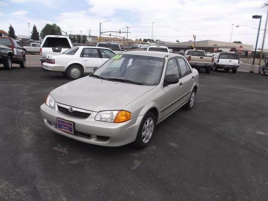 2000 Mazda Protege for sale at Quality Auto City Inc. in Laramie WY