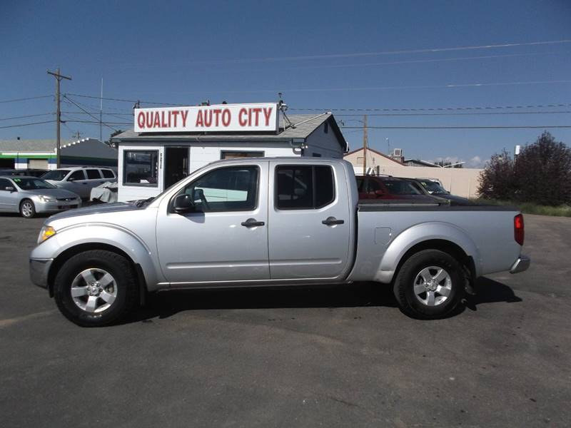 2009 Nissan Frontier for sale at Quality Auto City Inc. in Laramie WY