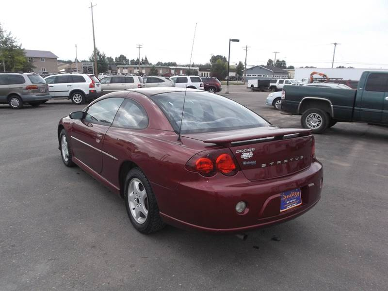 2004 Dodge Stratus for sale at Quality Auto City Inc. in Laramie WY