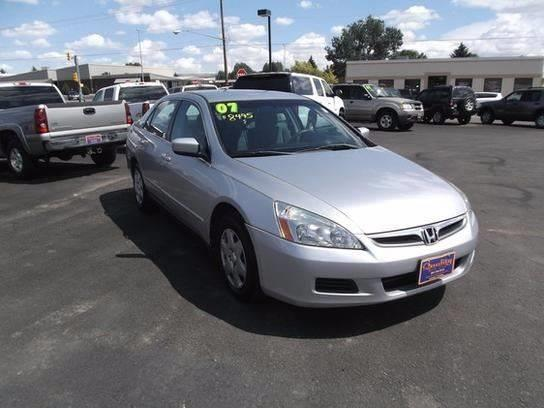 2007 Honda Accord for sale at Quality Auto City Inc. in Laramie WY
