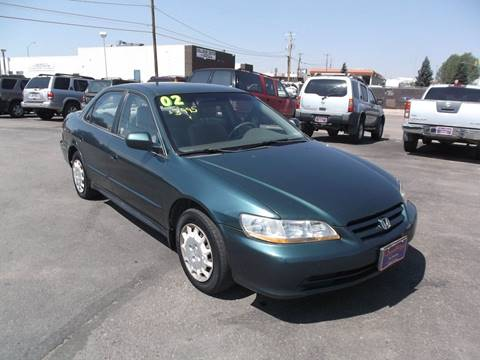 2002 Honda Accord for sale in Laramie, WY